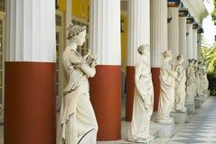 Korfu Lizenzfreie Stockfotos