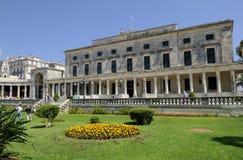 Korfu, asiatisches Kunstmuseum Stockfotografie