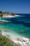 Korfu-Bucht Stockbilder