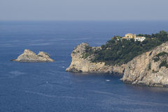 Korfu - Griechenland Stockfotografie