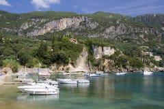 Korfu - Griechenland Lizenzfreie Stockfotos