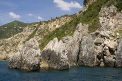 Korfu - Griechenland Stockfotos