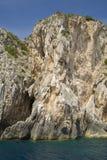 Korfu - Griechenland Stockbild
