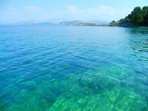 Korfu, Griechenland lizenzfreies stockfoto