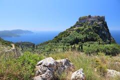 Korfu, Griechenland Lizenzfreie Stockbilder