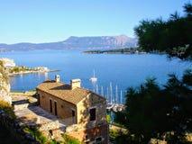 Korfu, Griekenland stock foto