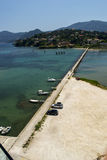 Korfu, Kerkyra Griechenland Lizenzfreie Stockbilder