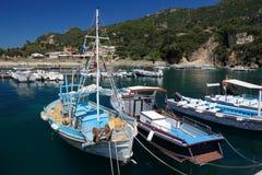 Korfu - Paleokastritsa lizenzfreie stockbilder