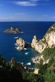 korfu widok Greece Zdjęcie Royalty Free
