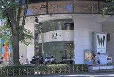 Korinbo 109 πολυκατάστημα Kanazawa Ιαπωνία Στοκ φωτογραφία με δικαίωμα ελεύθερης χρήσης