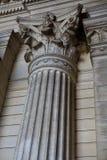 Korinthische Spalte Lizenzfreie Stockfotografie