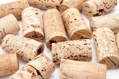 Kork av en wineflaska Royaltyfri Bild