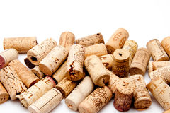Kork av en wineflaska Royaltyfri Foto