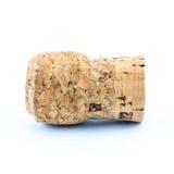 Kork-propp av champagne Arkivfoton