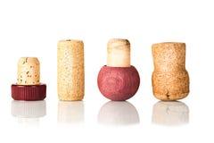 korka wino Zdjęcie Stock
