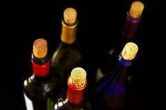 korka wino Obrazy Stock