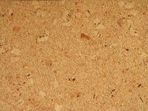 Korkenvorstandbeschaffenheit Lizenzfreies Stockbild