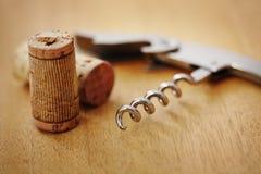 Korkenzieher Lizenzfreies Stockfoto