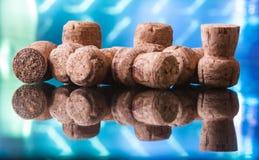 Korki od butelek Zdjęcie Stock