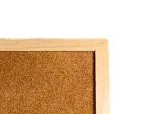 Korkowa deska Zdjęcie Stock