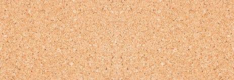 Korkowa deskowa tło tekstura obraz stock