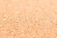 Korkowa deskowa tło tekstura - wkłada twój swój bulle lub wiadomość obrazy stock