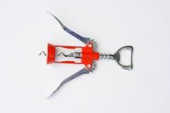 korkowy śrubowy kształt Fotografia Royalty Free