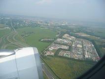 KORKOWY miasto BLISKO lotniska Obraz Stock