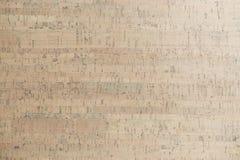 Korkowy tekstury zbliżenie zdjęcia stock
