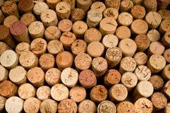 korkowy wino Obrazy Stock