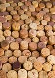 korkowy wino Fotografia Stock