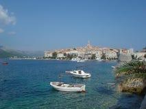 Korkula, Kroatië Royalty-vrije Stock Foto