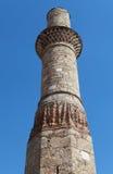 The Korkut (Turuncate Minaret) Mosque, Antalya. Royalty Free Stock Photo