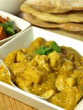Korma chicken Stock Photography