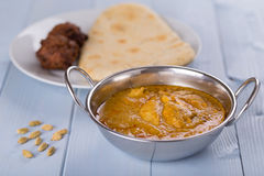 Korma Curry Royalty Free Stock Images