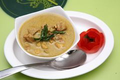 Muton Khurma, Mutton Kavarma, Mutton stew stock photo