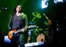 Korn concert Stock Photography