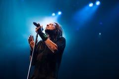 Korn concert Stock Image