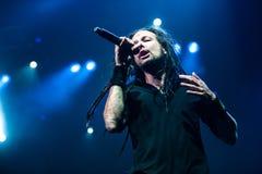 Korn concert Stock Images