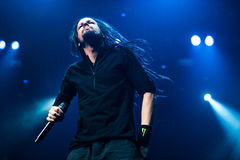 Korn concert Royalty Free Stock Photos