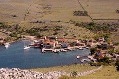 kornat de la Croatie photo libre de droits