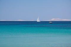 Kornati海岛 库存照片