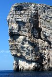 kornati островов детали Стоковое фото RF