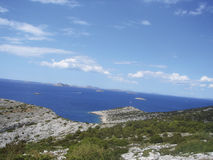Kornati Royalty Free Stock Photo