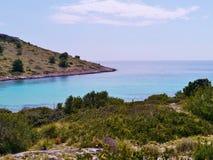 The Kornati archipel Stock Photography