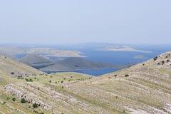 Kornati Inseln Stockfoto