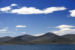 Kornati-Inseln Stockbild