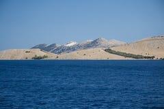Kornati Inseln - Kroatien stockfotografie