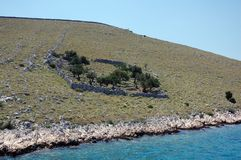 Kornati islands 5 Royalty Free Stock Photography