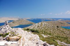 Kornati islands 9 Stock Image